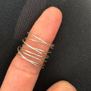 Gwen Wrap Stella & Dot Ring